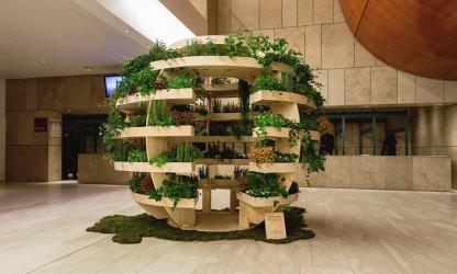 Ikea se lance dans l'agriculture urbaine