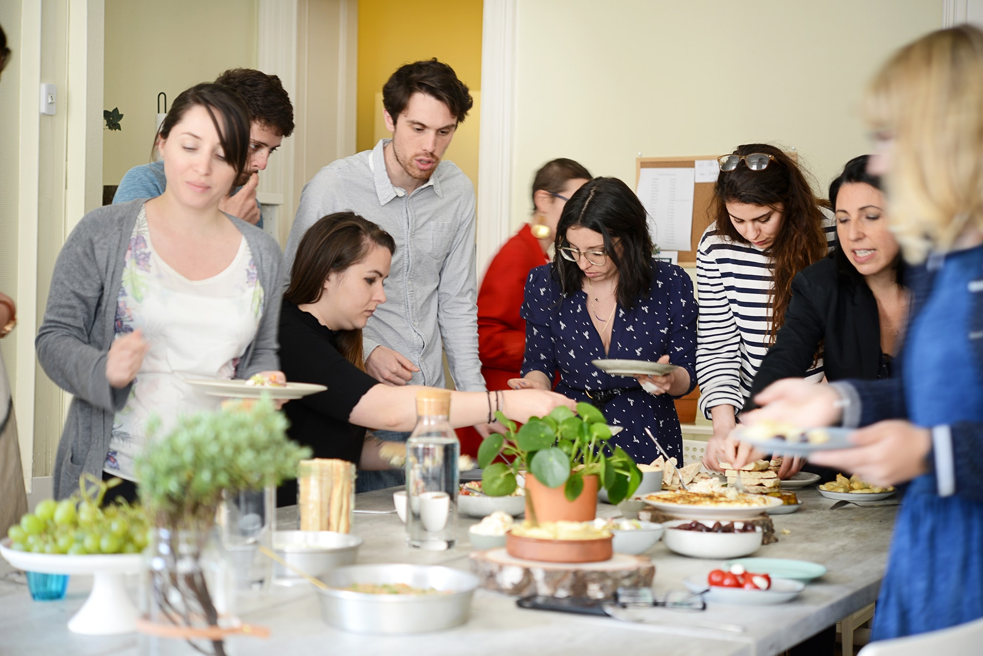 COWORKING CULINAIRE